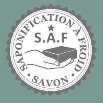 Logo Saponification à froid vert