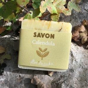 Savon Calendula Flor'Ardèche 100g