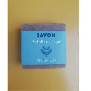 Savon Exfoliant éclat Flor'Ardèche 100g