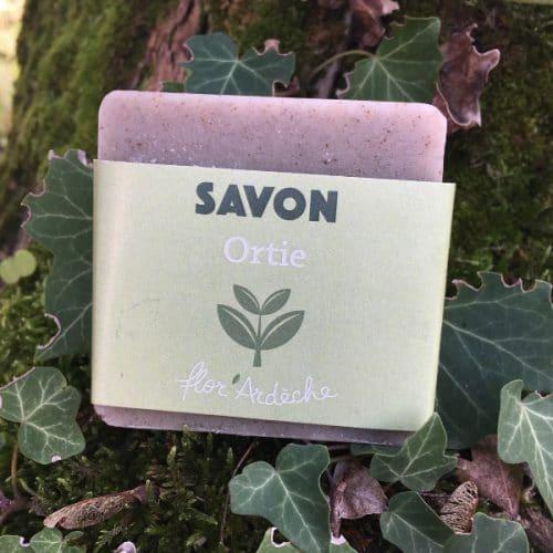 Savon Ortie Flor'Ardèche 100g